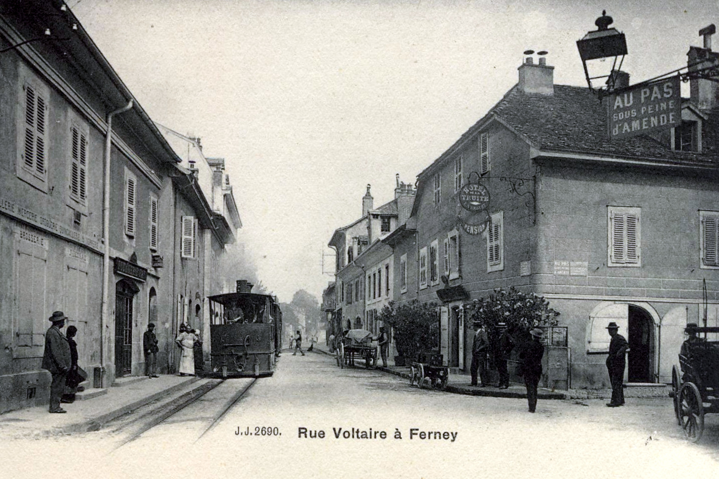 tram ferney