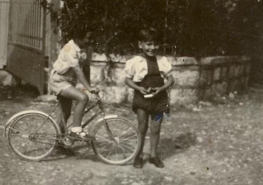 Alex Décotte et Michel Marian