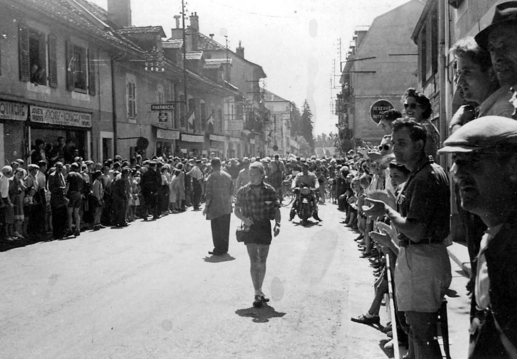 Tour de France à Ferney