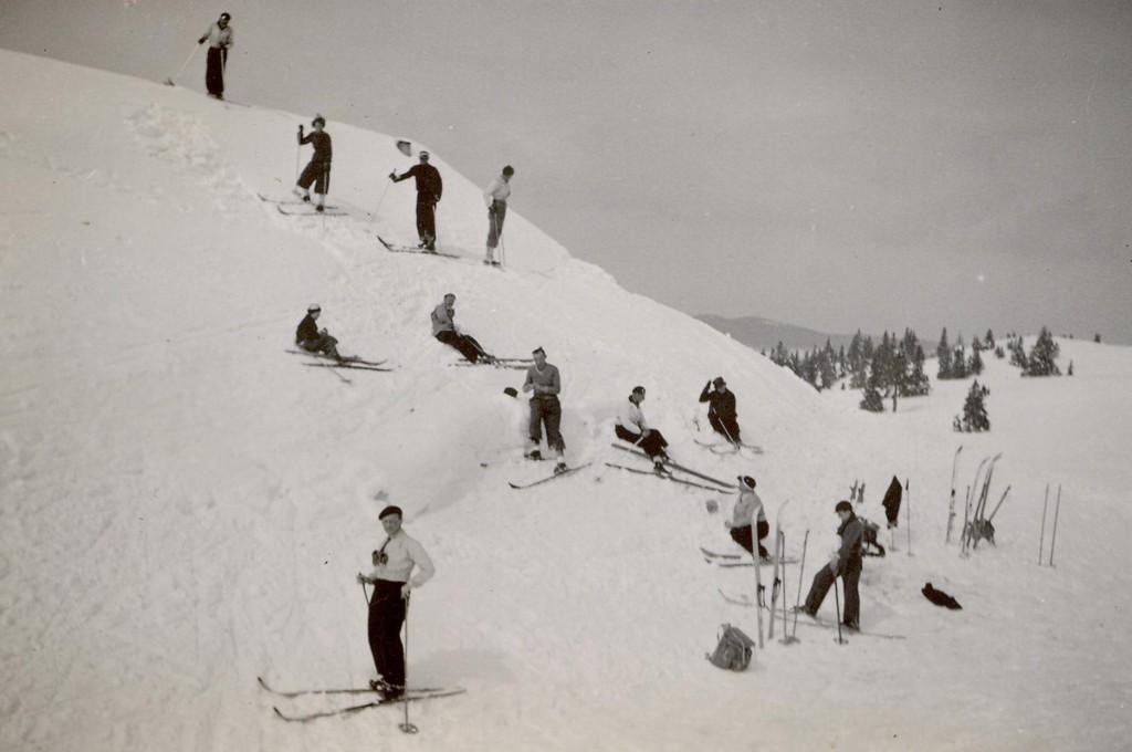 Ski au Mont-Rond