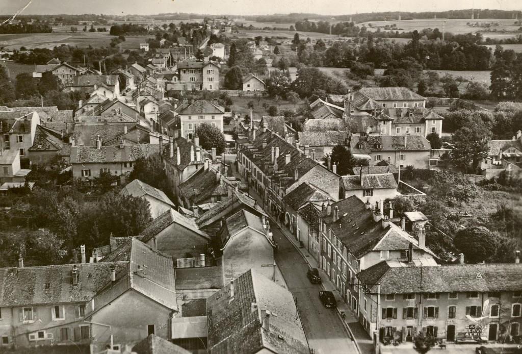 Ferney, rue de Meyrin