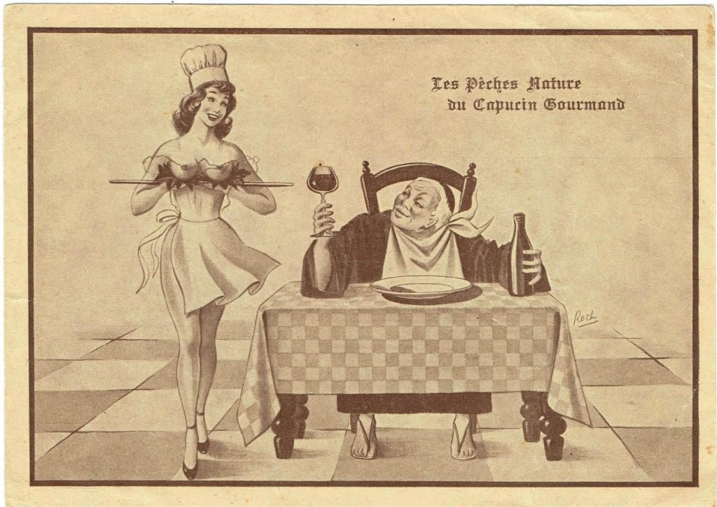 BUGR001a deFSA Hotel Restaurant Capucin Gourmand [Largeur max. 2400 Hauteur max. 1800]