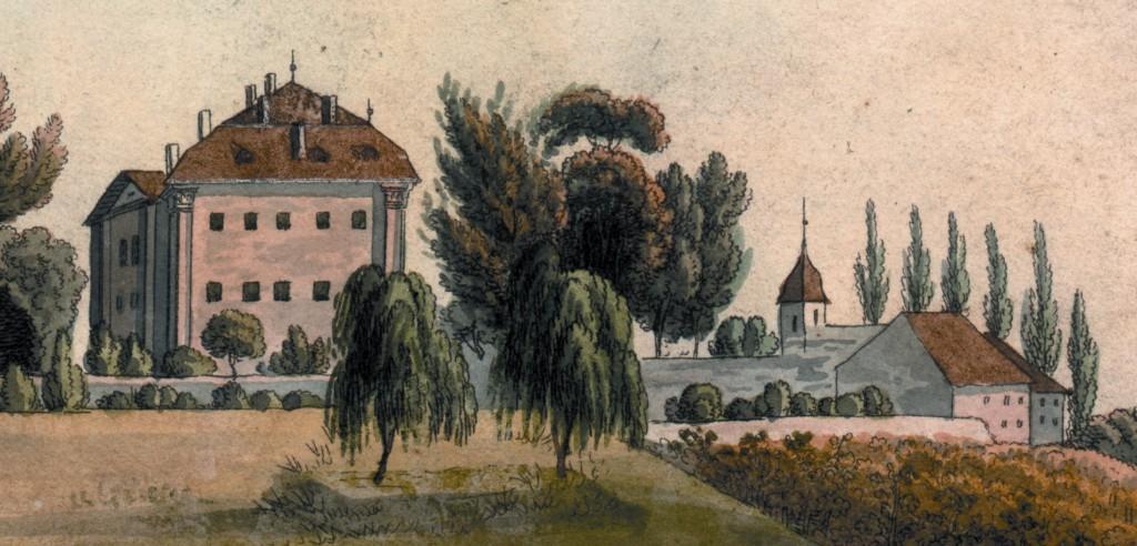 Eglise peupliers château c07b