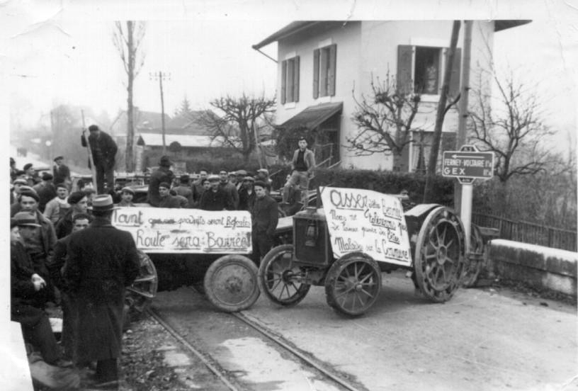 manifestation agriculteurs 1937 1 [Largeur max. 2400 Hauteur max. 1800]