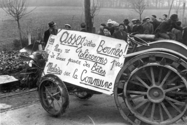 1937 manifestation agriculteurs limite 1937 2