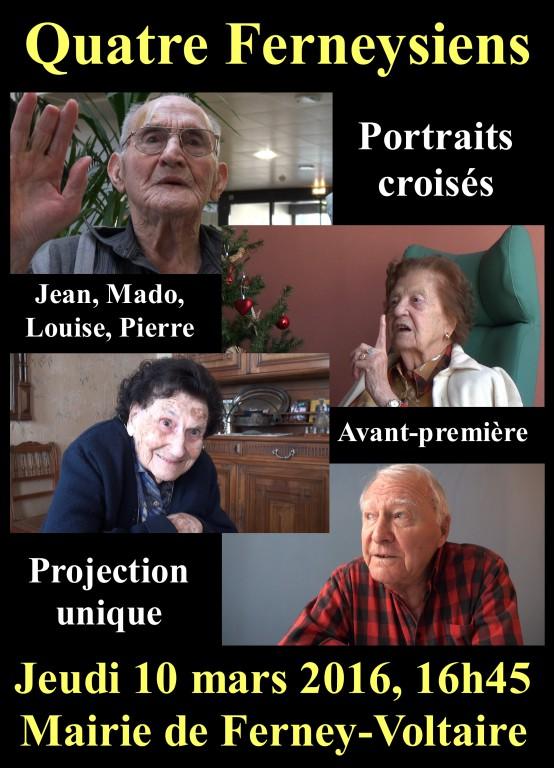 Affiche 4 Ferneysiens
